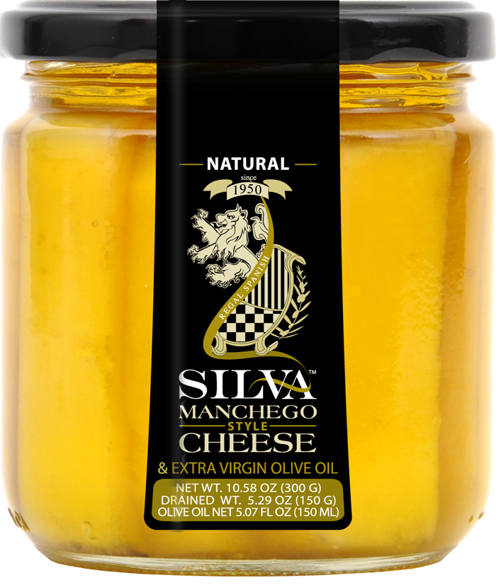 Silva Cheese Flavored Olive Oil Original Flavor