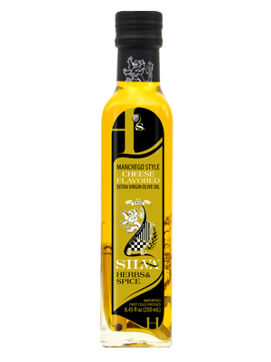 SILVA CHEESE FLAVORED OLIVE OIL HERBS&SPICE
